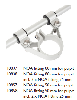 NOA Pulpit Fitting